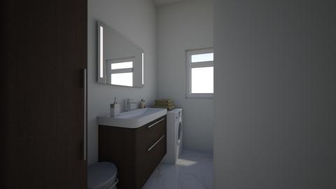 kupelna - Bathroom - by corason