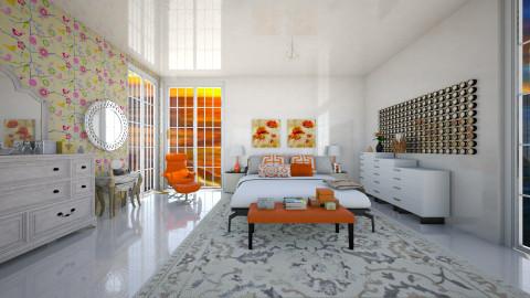 laranja - by marcela tamires