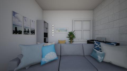 beach house - by ctran01