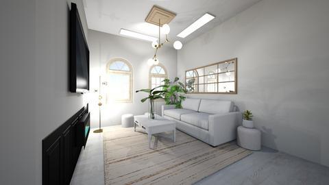 modern family - Modern - Living room  - by kat587494