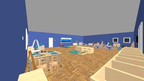 Classroom - Kids room  - by kennn126