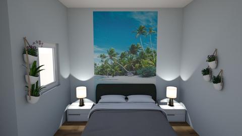 Abbie W Interior Design - Bedroom  - by faidmulroy