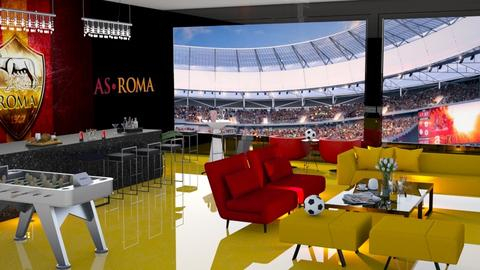 AS_Roma_Skybox - by ChichiAsr