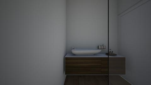 badkamer - Bathroom  - by mickeylel