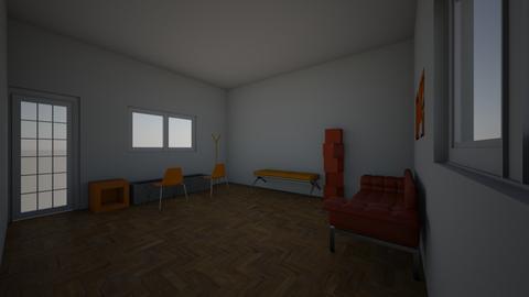 mango - Living room  - by Tyler3