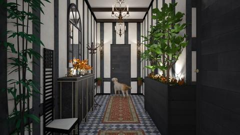 Design 522 Welcoming Hallway - by Daisy320