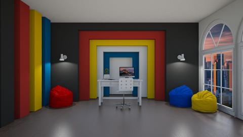 Bauhaus office - Office  - by myaz_design