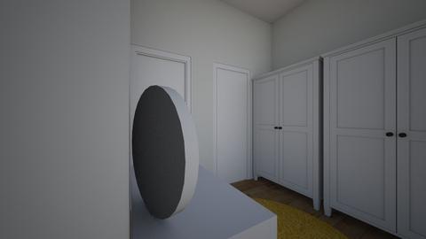 Bedroom - by marlise_schneider