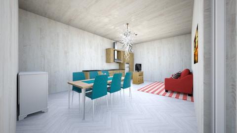 Casa Chiara - Modern - Bathroom - by Newt Forever GM