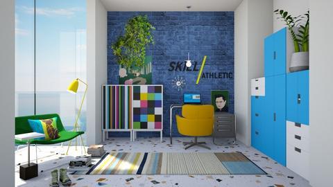 Fan - Office - by chania