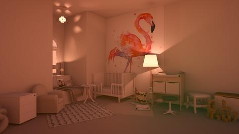 Baby room - Modern - Kids room  - by matildabeast