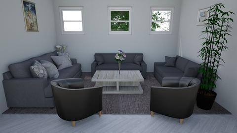 Living Room 4 - Modern - Living room  - by sherrylizhu