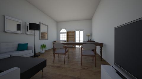 Living room v3 - Living room  - by kochhann