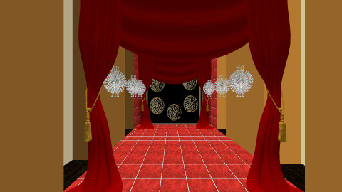 hallway  - by lovemydecor