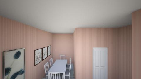 my basic house - Bedroom  - by Muisanvn1209