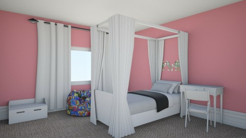 Kira Room - Modern - Kids room  - by kevster90210
