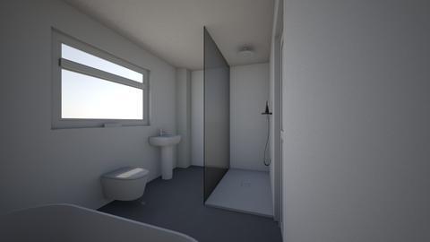 Main Bathroom 1 - Modern - Bathroom  - by stuart41bella