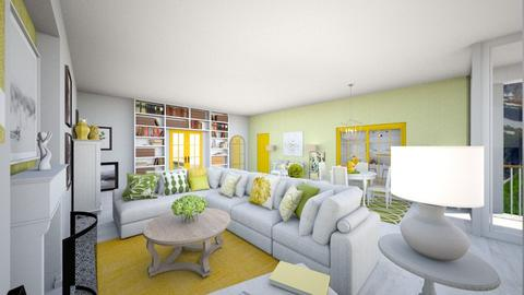 Rony - Living room  - by Ferplace