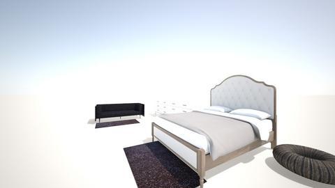 mikaealaaa - Modern - Bedroom  - by cute_mikaela1