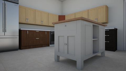 cocinarmq1 - Kitchen  - by ricardomq