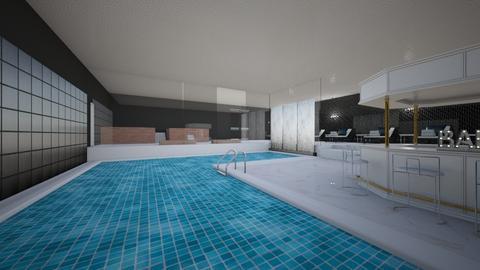 pool - by tigerlily_bel