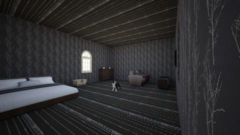 Makayla Lorenzen - Bedroom  - by ibdesignclass