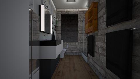 first layout - Bathroom  - by smcdonald