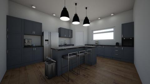 ni2 - Kitchen - by Brynn Larsen