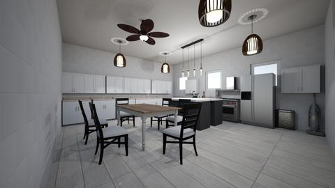 a very good kitchen - Kitchen  - by tudorsoare12345