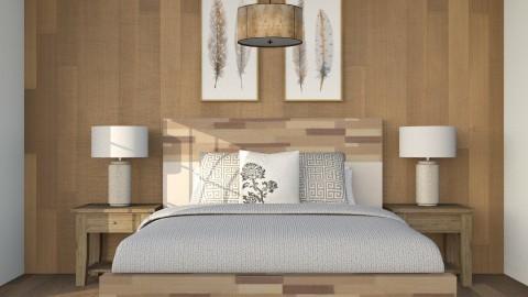 bedroom - Bedroom  - by Sanja Pipercic