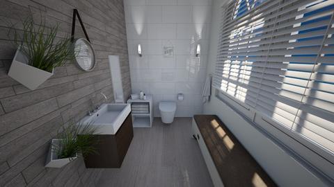 toilet rm - Bathroom  - by Erin Machnik