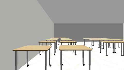 Classroom - Office  - by maryaecassidy