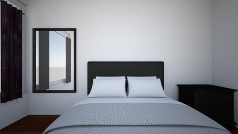 CUARTO - Rustic - Bedroom - by Francisco721
