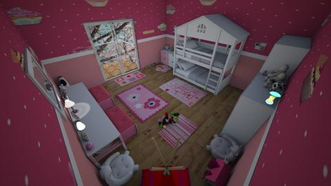 family home 54 - Modern - Kids room  - by Stavroula Chatzina