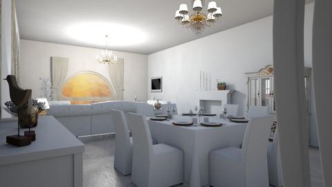 Landelijke woonkamer - Classic - Living room  - by Creath