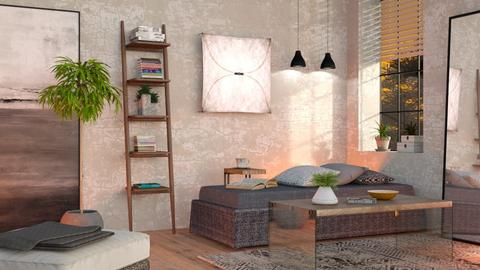 Relax 2 - Eclectic - Living room  - by Sally Simpson