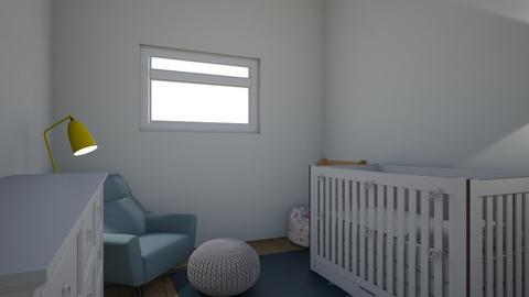 Babyroom2 - Kids room - by sara_cooley