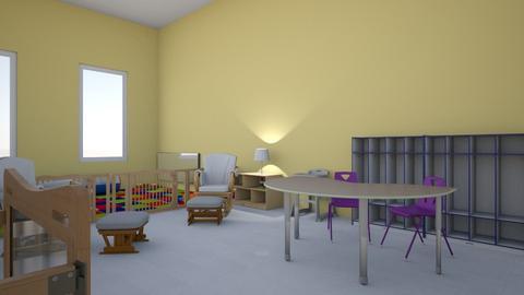 HH from crib corner - Kids room  - by addiwood