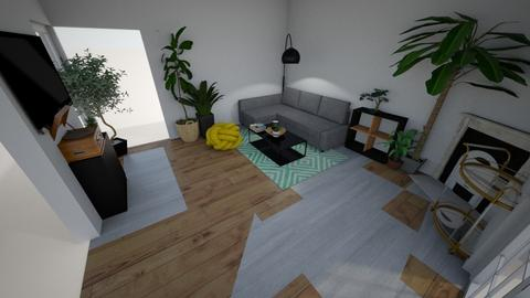 House into a home - Living room  - by elishadumont