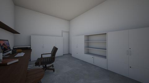 bureau - Office  - by tinedewitte