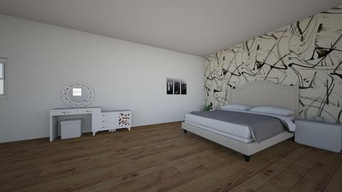Mariam waleed alhosani - Bedroom  - by mariam555
