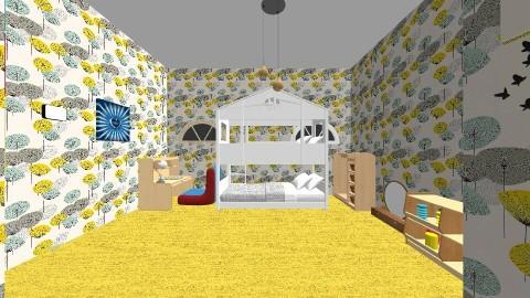 Kids bedroom 1 - by msaye23