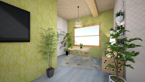 living room  - Living room  - by irambycarroll
