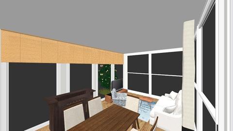 rrrrrrrrr - Living room  - by kaetula