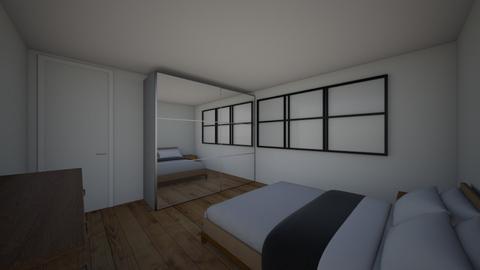 Bed 2 - Bedroom  - by mongirulli