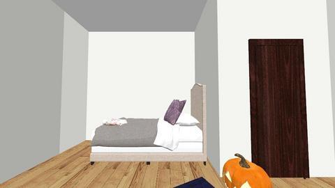 Camera mea - Bedroom  - by Carina Carvaci