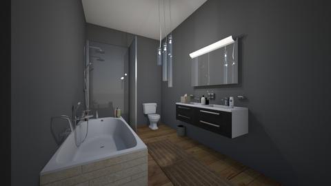 bathroom - Bathroom  - by Lutherowanga
