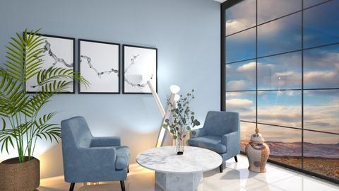 Art love - Living room  - by Meghan White