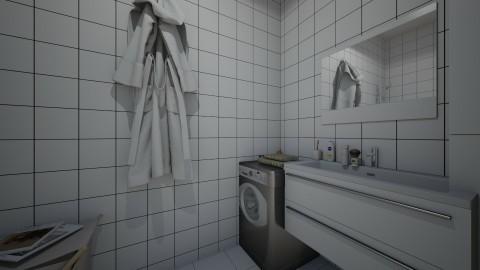 bathroom mom - by Mika Skawik