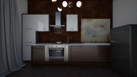 1231 - Kitchen  - by MihaelK